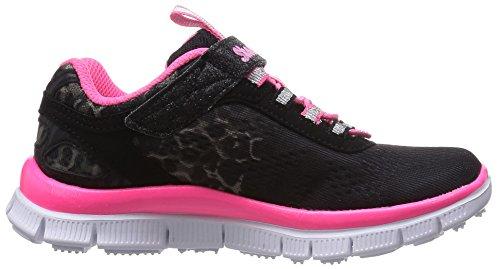 Skechers - Skech Appeal - Super Safari, Sneakers per bambine e ragazze grigio (Grau)
