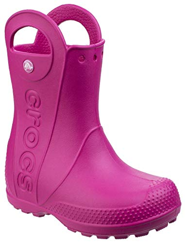 Crocs Unisex Kids? Handle It Rain Boot K