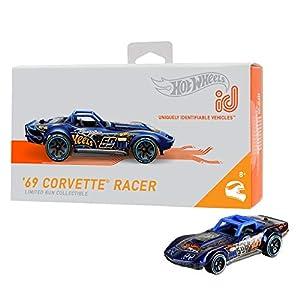 Mattel - Hot Wheels ID Vehículo de juguete,  coche Corvette, +8 años  ( FXB19)