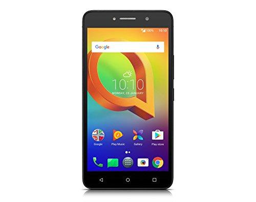 Alcatel A2XL Smartphone da 8 GB, Nero