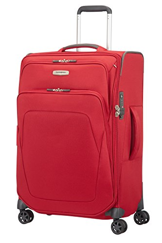 SAMSONITE Spark SNG - Spinner 67/24 Expendable Bagage cabine, 67 cm, 82 liters, Rot (Spinner Trolley)