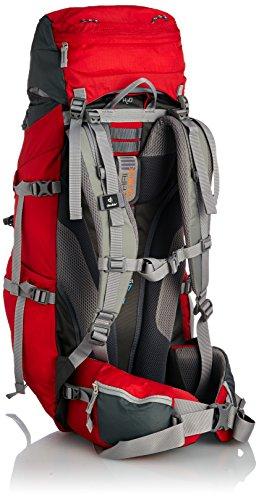 Deuter ACT Lite 40 10 Trekking-Rucksack Fire/Granite Fire/Granite