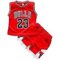 CRITILAN Michael Jordan Basketball Jersey of Children
