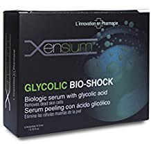 XENSIUM Bio-shock Glycolic 4 ampollas x 3 ml