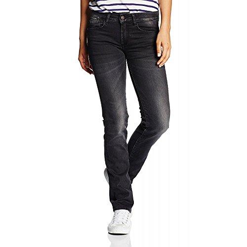 Le Temps des Cerises Jfpulpregwm60-jeans Donna    nero 33 W/32 L