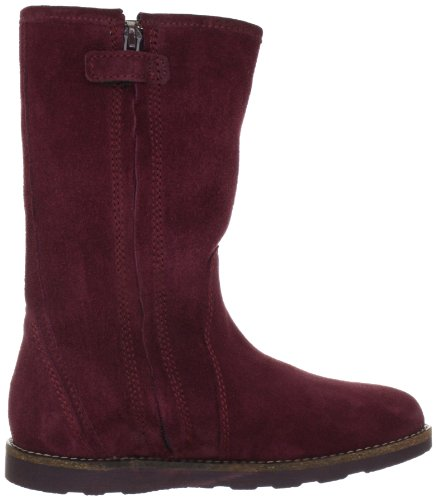 Aigle HARTREE SH 2 BERRY CR P500,Unisex - Kinder Stiefel Rot (Berry)