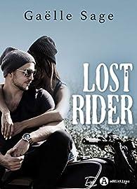 Lost rider par Gaëlle Sage