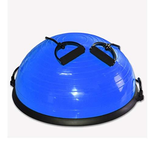 JIANPING Das Yoga-Ball-Balance-Gymnastik-Sportgerät trainiert mit Reha-Training explosionssicher Balance-Ball einmassieren (Color : A)