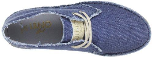 Liu Jo Cuc2558, Chaussures basses fille Bleu (Te Denim)