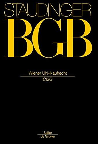 Wiener Un-Kaufrecht: (Cisg)