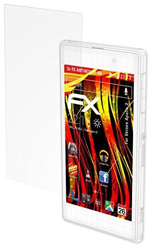 atFolix Schutzfolie kompatibel mit Vernee Apollo 2 Bildschirmschutzfolie, HD-Entspiegelung FX Folie (3X)