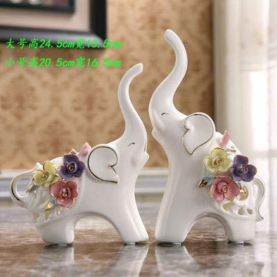 Willower Sala de Estar, cerámica, Muebles de Elefante, Muebles de Interior, Muebles...