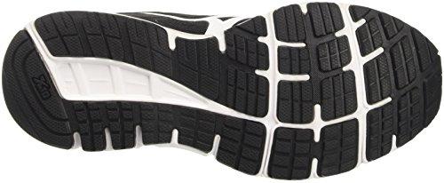 Mizuno Synchro MX (W), Scarpe da Corsa Donna Multicolore (Black/White/VaporBlue)