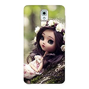 Impressive Angel And Tree Multicolor Back Case Cover for Galaxy Note 3