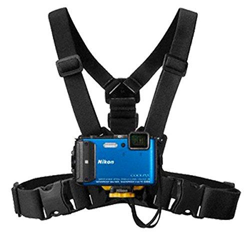 Nikon Francia VAECSS65- Supporto di fissaggio da petto per Coolpix AW130