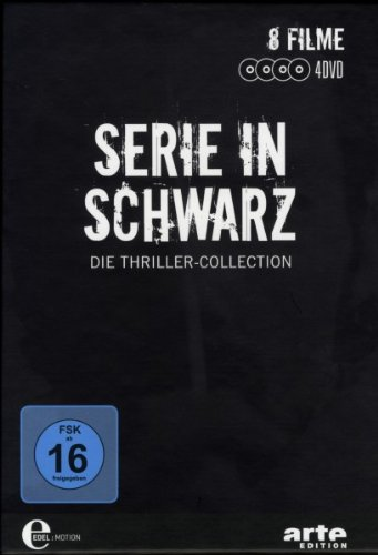 Bild von Serie in Schwarz - Suite Noire (8-Thriller-Collection) [4 DVDs]