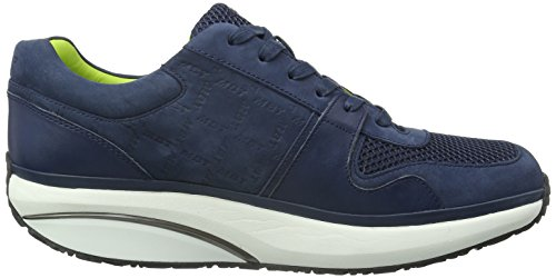 MBT Nafasi 6, Low-Top Chaussures homme Bleu (Mood Indigo)