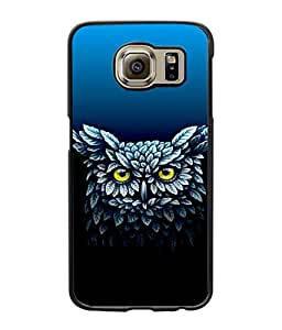 Crazymonk DIGITAL PRINTED BACK COVER FOR SAMSUNG GALAXY S6 EDGE
