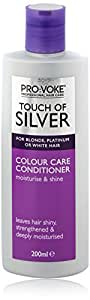 PRO:VOKE Touch of Silver Colour Care Conditioner 200ml