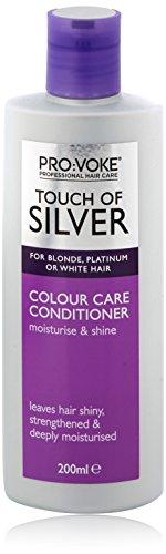 Touch Of Silver - Acondicionador nutritivo diario