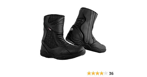 A Pro Niedrige Stiefel Motorradstiefel Wasserdicht Schuhe Sport Low Auto