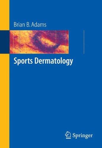 sports dermatology (english edition)