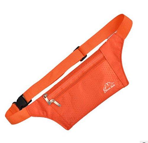 ZYT Brust Tasche Multi-Funktions-schlanke Montage. Männer und Frauen läuft im freien getarnte Sport Taschen 4