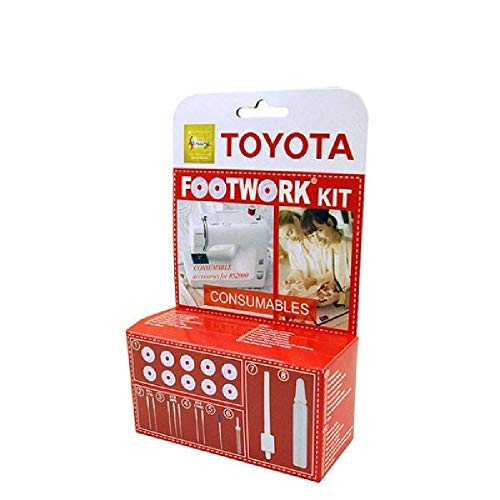 Toyota Kit ?consumibles máquina Coser 679340-CCA20