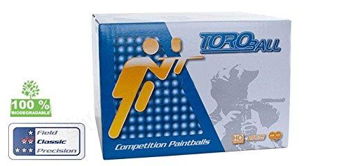 Preisvergleich Produktbild Toro Classic Paintballs mit Streifen