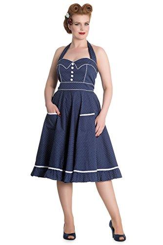 ITY DRESS 4114 Blau XXL ()
