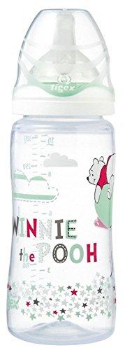 Disney Baby 80601908 - Biberón intuition, diseño Winnie The Pooh, para 0-3 meses
