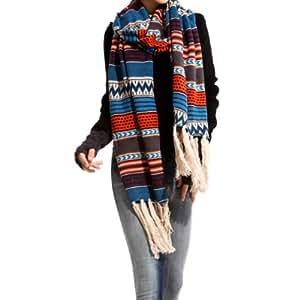 Femme/Fille Bohème Style-Mode Imprimé foulards,couleur mixte