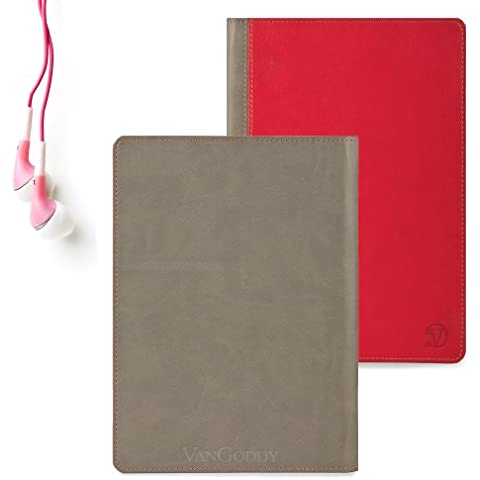 Qualità libro stile, Magenta, Heather Grigio pastello VanGoddy Brand in