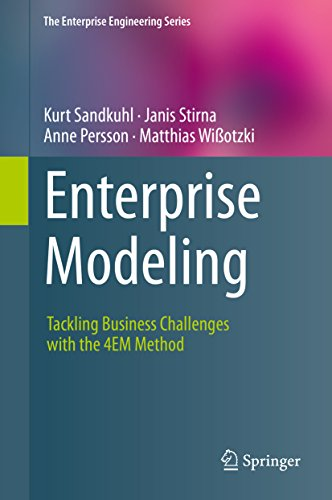 Enterprise Modeling: Tackling Business Challenges with the 4EM Method (The Enterprise Engineering Series) (English Edition)