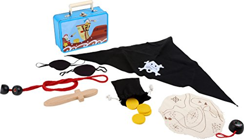 Small Foot Company 3919 - Kinderkoffer Piratenset