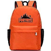 Popular Fortnite Escolar Mochilas para Niño y Niña Impresión Backpack Adolescentes Daypack Mochila Tipo Casual Bolsas