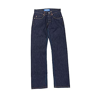 Adidas Mens Conductor Relax Jeans Relaxed Fit