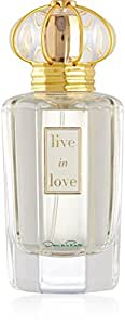 Live In Love de Oscar de la Renta Eau de Parfum Vaporisateur 50ml