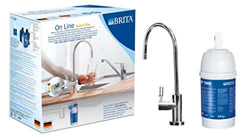 BRITA On Line Active Plus Armatur mit integriertem Wasserfilter