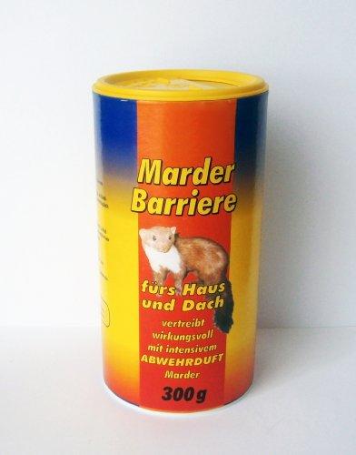 MARDER BARRIERE 300g Marderschreck Marderabwehr Marderschutz Schutz Abwehr Duft