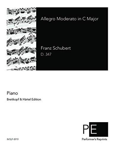 Allegro Moderato, D. 347