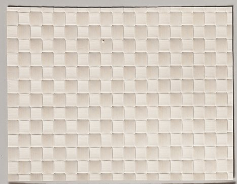 Saleen - Set de table couleur ivoire lavable