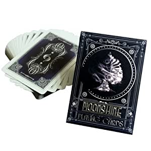 Midnight Moonshine Deck by USPCC and Enigma Ltd. - Pokerspiel Special Edition