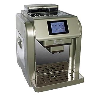 Acopino 330 One Touch Monza Kaffeevollautomat, Espresso, Cappuccino, Latte Macchiato, champagner