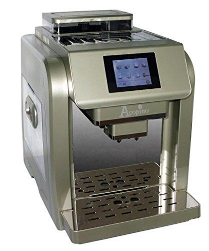 Acopino-330-One-Touch-Monza-Kaffeevollautomat-Espresso-Cappuccino-Latte-Macchiato-champagner