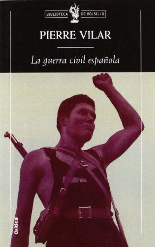 Descargar Libro La guerra civil española (Biblioteca de Bolsillo) de Pierre Vilar