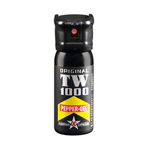 TW1000 Pfeffer-Gel 50ml AG, Schwarz, 130176