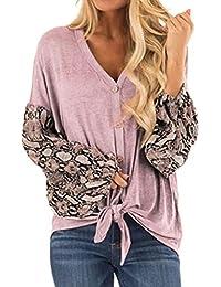 33ac71b4d2 Amazon.es  marinera - Rosa   Camisetas