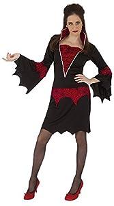 Haunted House - Disfraz de Vampirela, para adultos, talla única (Rubie