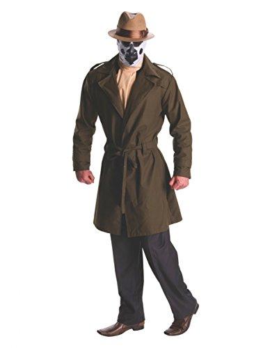 ostüm (Watchmen Rorschach Kostüm)